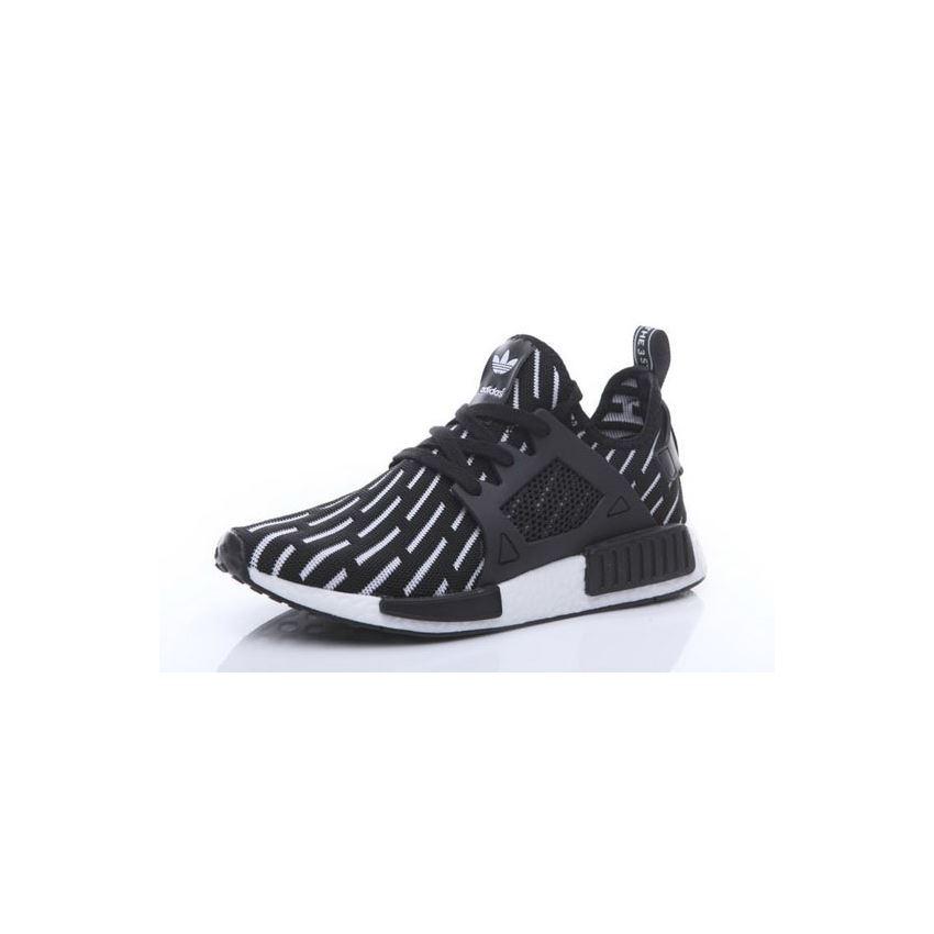 Adidas Originals Nmd Xr1 Runner Primeknit Mens Black White Adidas