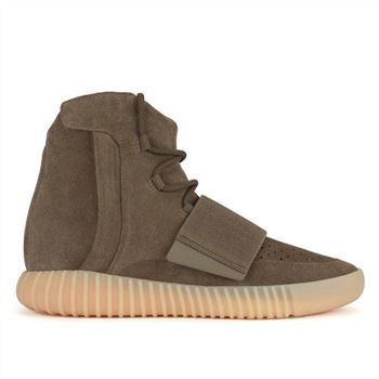 Buy Adidas Yeezy Boost 750 & Chocolate & Light Brown/Glow (BY2456) Online