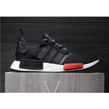 Adidas ANMD R1 Black Red Black