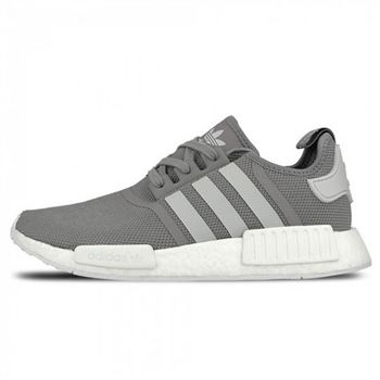 Adidas NMD R1 Runner Charcoal Solid Grey Light Solid Grey Footwear White