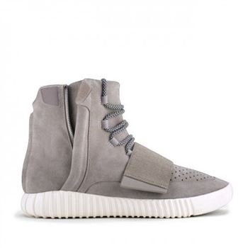 Authentic B35309 Adidas Yeezy 750 Boost Light Brown/Carbon White-Light Brown